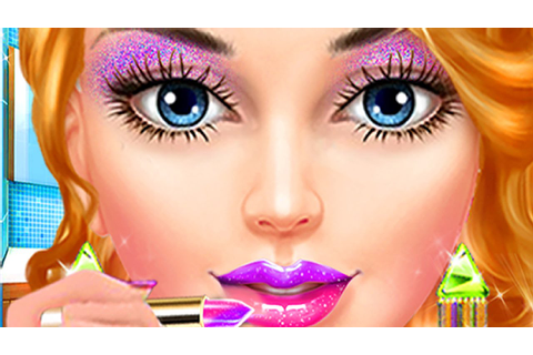 Lipstick Maker Makeup Game - Gameplay Android - YouTube