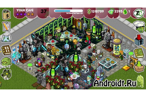 Zombie Cafe Game - bettergett