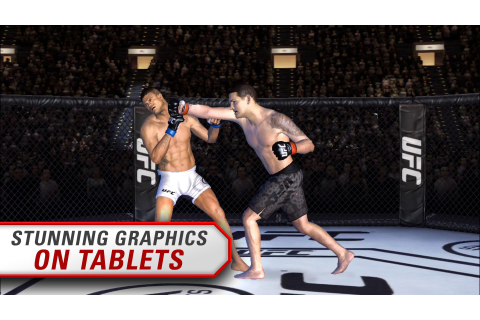 EA SPORTS UFC® – Games for Android 2018 – Free download ...