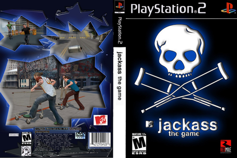 Download Jackass The Game | PS2 | Baixar jogos