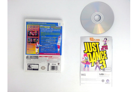 Just Dance Summer Party game for Wii (Complete) | The Game Guy