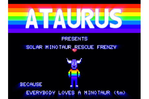 Minotaur Rescue released for iPad and iPhone | The Grunting Ox
