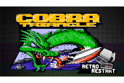Cobra Triangle - THIS GAME IS AWESOME! - Let's Play NES ...
