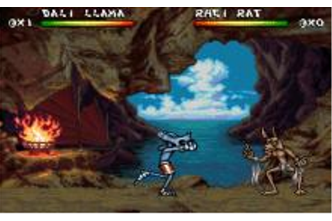 Brutal: Paws of Fury Download (1995 Arcade action Game)