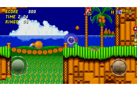 Sonic The Hedgehog 2 Classic 1.1.0 - Download for Android ...