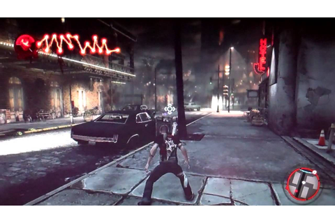 inFamous 2: Festival of Blood Playstation Move Gameplay ...