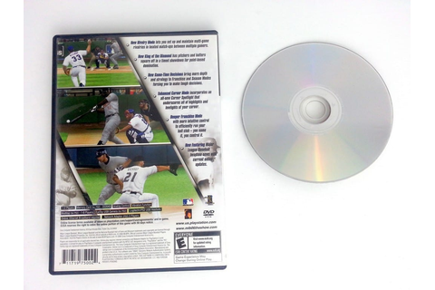 MLB 06 The Show game for Playstation 2 | The Game Guy