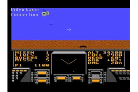 Stealth ATF - NES Nintendo Gameplay - YouTube