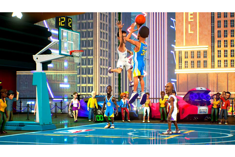 'NBA Playgrounds' Roster And Features Highlight: Full List ...