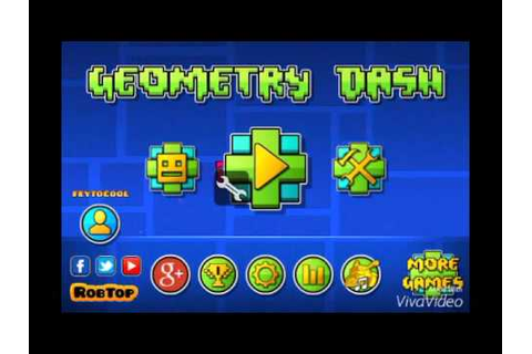 Hack para Geometry Dash 2.01 |Game Hacker| - YouTube