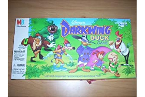 Amazon.com: Disney's Darkwing Duck Game: Toys & Games
