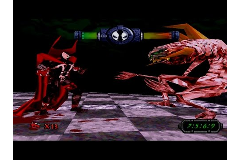 Spawn: The Eternal Complete Gameplay (PlayStation,PS1,PSX ...