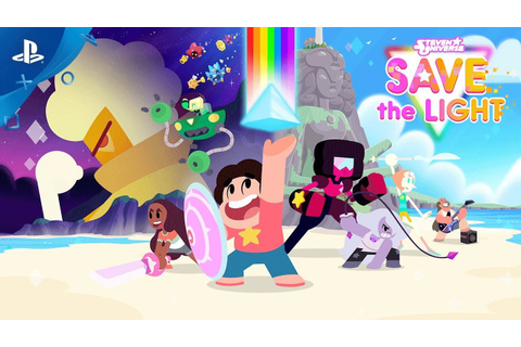 Steven Universe: Save the Light - Gameplay Trailer | PS4 ...