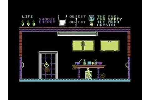 C64 - Pyjamarama! - YouTube