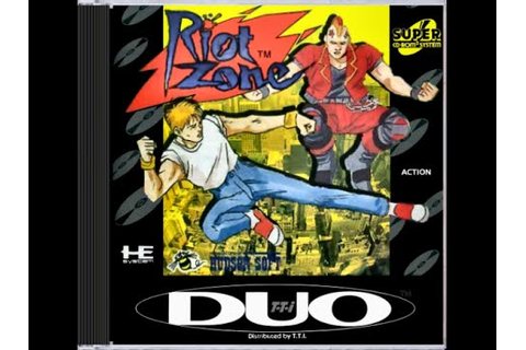 RIOT ZONE - PCENGINE -RGB - 60 FPS ,COMENTADO - YouTube