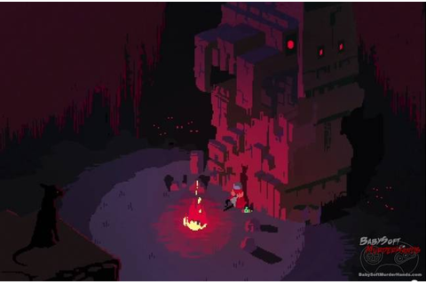 Hyper Light Drifter 9 | BabySoftMurderHands.com