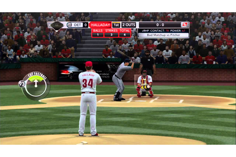Major League Baseball 2K11 Gameplay Demo (PS3, Xbox 360 ...