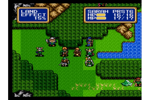Shining Force II – Better than Final Fantasy Tactics | The ...