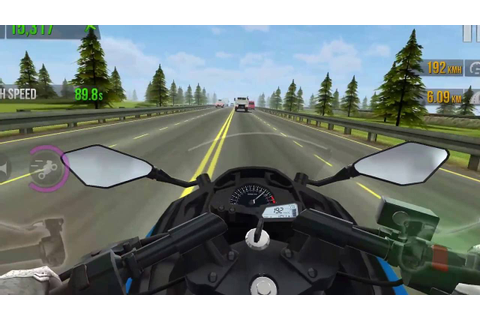 Traffic Rider free ride game play - YouTube