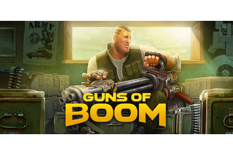 Guns of Boom - Online Shooter - Apps on Google Play