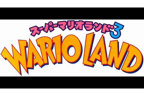 Super Mario Land 3 - Wario land ~ [Game Over] - YouTube