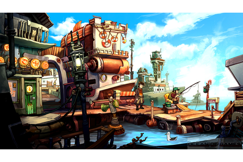 Ocean Of Games » Deponia The Complete Journey Free Download