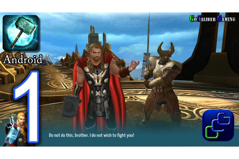 Thor: The Dark World - The Official Game Android ...