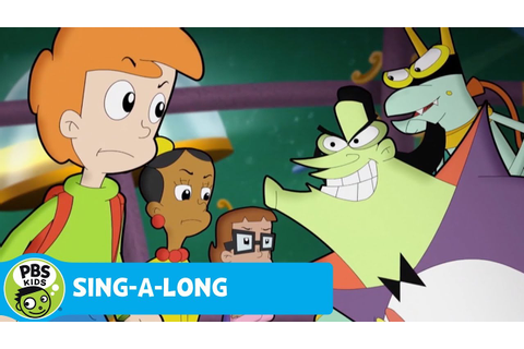 SING-A-LONG | Cyberchase - Theme Song | PBS KIDS - YouTube
