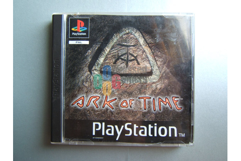 Ark of Time - Sony: PlayStation 1 / PSX / PSone / PS1 ...