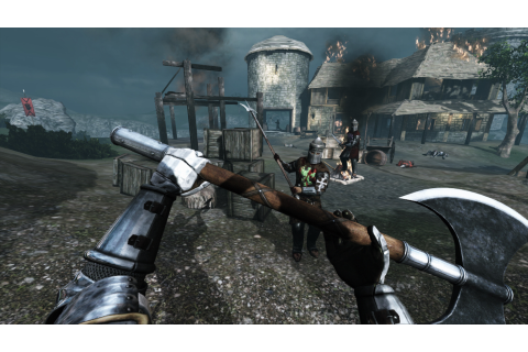 You can finally play Chivalry: Medieval Warfare on ...