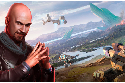 You can now play Command & Conquer: Rivals on Android