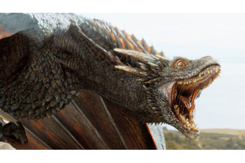game of thrones - Wouldn't this dragon have a lot of ...