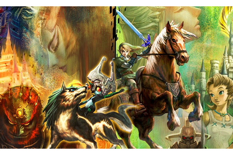 The Legend of Zelda: Twilight Princess HD Game Review on ...
