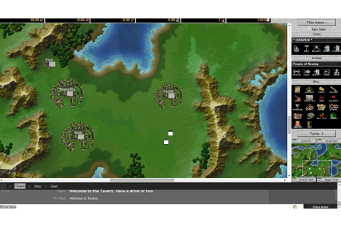 Visual Utopia - Online Strategy RPG