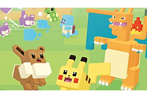 Pokémon Quest Review – A Square Peg In A Round Hole - Game ...