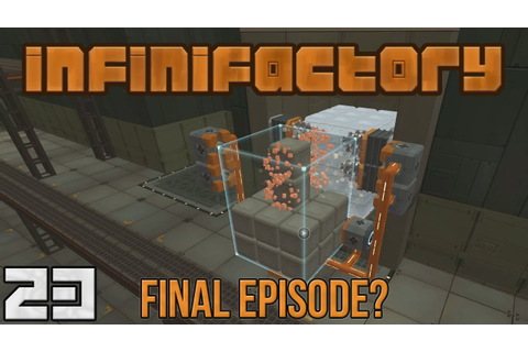 Infinifactory Infinifactory Space Buoy Episode 23 - YouTube