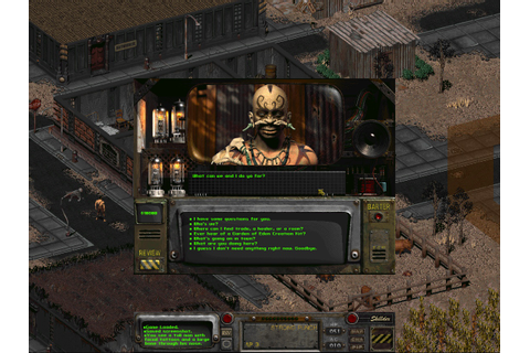 Fallout 2 - One of the best RPG ever with the post-nuclear ...