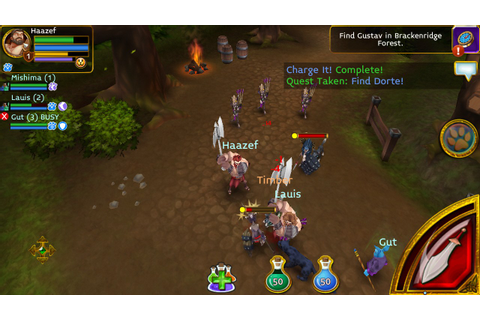 Arcane Legends – Games for Android – Free download. Arcane ...