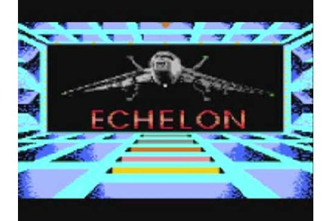 Echelon game ending by Access Software - YouTube