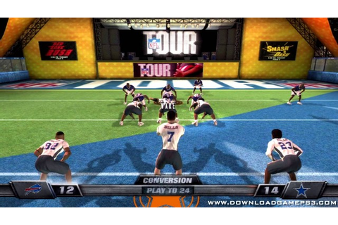 NFL Tour - Download game PS3 PS4 PS2 RPCS3 PC free