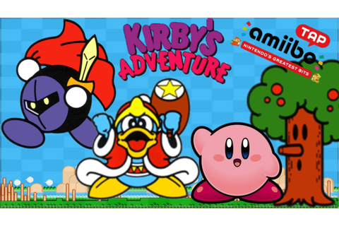 KIRBY'S ADVENTURE (NES) - Nintendo Classics - YouTube