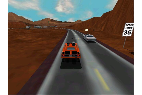 Скриншоты Interstate '76 на Old-Games.RU