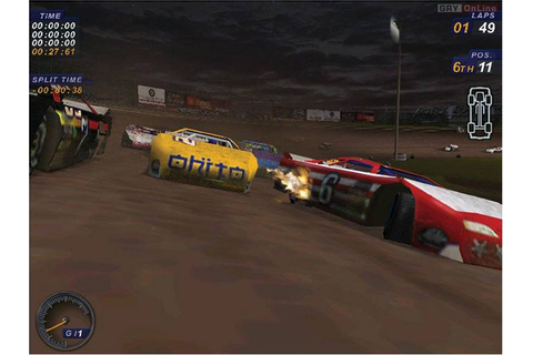 Dirt Track Racing 2 Screenshots, PC | gamepressure.com
