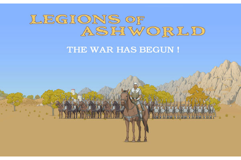 Legions of Ashworld Windows, Mac, Linux game - Mod DB
