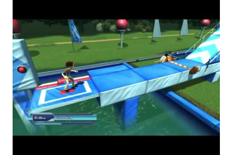 Wipeout : In The Zone - Kinect - Gameplay - YouTube