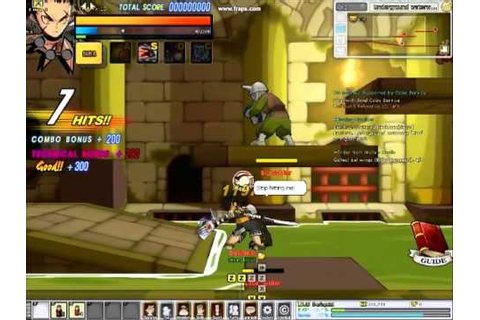 Elsword PC Game Review - YouTube