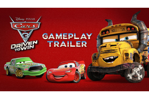 Cars 3: Driven to Win | Gameplay Trailer - YouTube