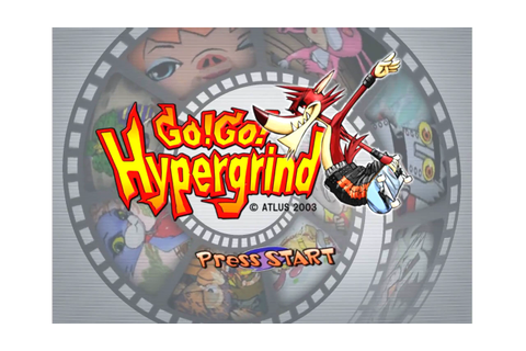 Go! Go! Hypergrind Download Game | GameFabrique