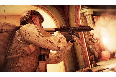 Insurgency: Sandstorm's First Big Update Adds Team ...