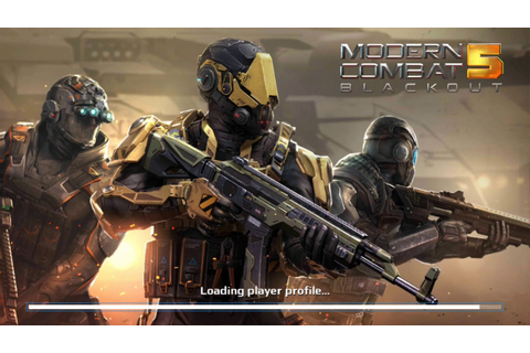 Modern Combat 5: Blackout | Gameloft | APK GAME - YouTube